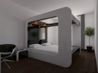 Новинки спален — 150 фото необычного дизайна спальни 2017 года