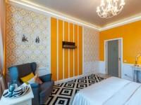 Комбинирование обоев в спальне — 100 фото необычных идей