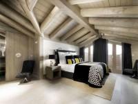 Спальня в стиле лофт — фото стильного интерьера спальной комнаты