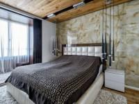 Спальня в современном стиле — 150 фото лучших новинок