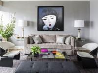 Картины для спальни — 100 фото элегантного оформления