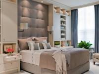 Спальня 12 кв. м. — фото идеального дизайна
