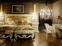 Спальня арт деко — 100 фото идей стильного дизайна в спальне