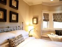 Бежевая спальня — 70 фото вариантов спальни в бежевых тонах