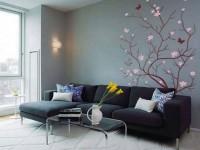 Декор в гостиной — 125 фото примеров необычных дизайнерских решений