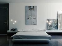 Спальня минимализм — 150 фото новинок современного дизайна в спальне