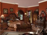 Классические спальни — достойный дизайн для спальни (100 фото идей)