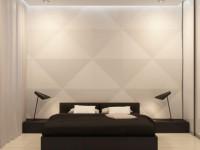 Панели для спальни — 70 фото новинок в интерьере спальни