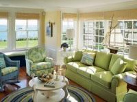 Салатовая гостиная: 70 фото идеального сочетания салатового оттенка в гостиной