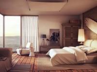 Современные спальни — 130 фото дизайна 2017 года