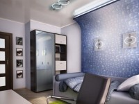 Спальня для мальчика — 80 фото идей современного дизайна