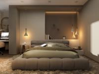 Спальня хай тек — 150 фото современного и элегантного интерьера
