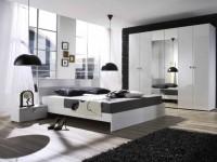 Спальня в стиле модерн — 150 фото современного дизайна интерьера