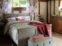 Спальня в стиле кантри — 100 фото стильно дизайна в спальне