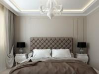 Узкая спальня — 75 фото лучших идей дизайна в узкой спальне
