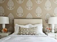 Обои для спальни — 75 фото дизайна. Советы по выбору обоев в спальню.