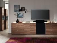Комод в гостиную — фото обзор современных моделей в интерьере гостиной