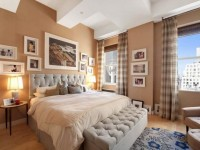 Cтены в спальне — 90 фото идей стильного оформления