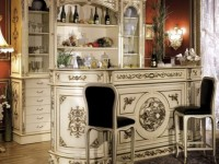 Барная стойка в гостиной — 95 фото лучших вариантов дизайна
