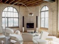 Оформление гостиной в современном стиле — 100 фото новинок дизайна.