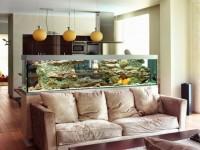 Перегородка в гостиной — используем с умом! 77 фото идей дизайна!
