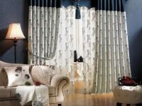 Портьеры в гостиную — обзор лучших дизайнерских решений (90 фото)