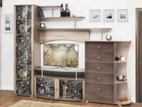 Тумба в гостиную: фото-обзор современных моделей в интерьере