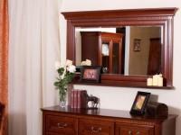 Зеркала в гостиной — как правильно оформить и сочетать в интерьере? (80 фото)