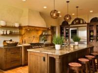 Деревенская кухня — романтический и уютный дизайн. Особенности стиля и 105 фото!