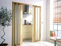 Двери для кухни — какие выбрать? Обзор всех видов кухонных дверей (77 фото)