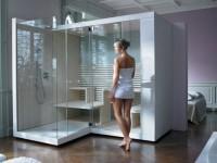 Душевые кабины в ванную комнату — какую выбрать? 150 фото модных новинок!