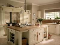 Кухня цвета слоновой кости — нежный и уютный цвет в интерьере кухни (80 фото)
