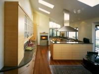 Кухня вдоль окна: обзор самых эффективных и функциональных решений (80 фото)