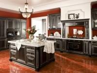 Кухня в стиле ампир — варианты идеального сочетания и дизайна (99 фото)