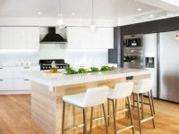Кухня в скандинавском стиле: обзор лучших дизайн-проектов +105 фото