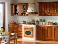 Кухни из дерева: особенности, фото, видео, рекомендации по выбору.