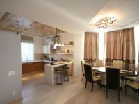 Кухня-студия (77 фото): важные секреты планирования и дизайн лучших интерьеров