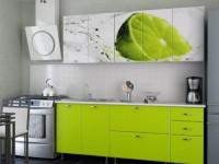 Кухня цвета лайм — 95 фото лучших идей по сочетанию в интерьере кухни