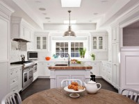 Кухня в американском стиле — 80 фото готовых дизайн-проектов кухни