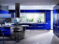 Кухня в стиле Хай-Тек — какими достоинствами она обладает? 105 фото дизайна.