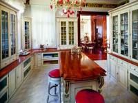 Кухня в стиле бидермейер — элегантный и уютный дизайн (60 фото)