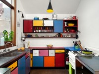 Кухня в стиле китч: интерьер, которым можно гордится! 100 реальных фото.
