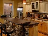 Кухонная столешница из искусственного камня — преимущества и правильный выбор (70 фото в интерьере)