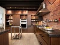 Кухня в стиле лофт: 88 фото лучших решений по дизайну