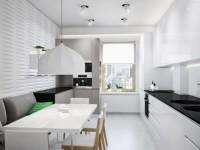 Маленькая кухня — 115 фото новинок красивого и уютного дизайна малогабаритной кухни