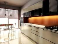 Модульные кухни — как подобрать материал, и советы по сборке (88 фото)