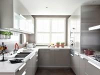 П-образная кухня — особенности и преимущества дизайна на 90 фото