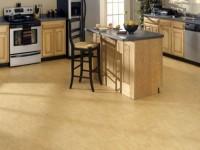 Пробковый пол на кухне — обзор преимуществ и недостатков. (95 фото примеров)