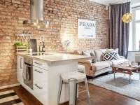 Проходная кухня — 77 фото эффективной планировки и дизайна