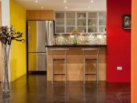 Стены на кухне — чем выполнить отделку? Обзор популярных вариантов + фото дизайна